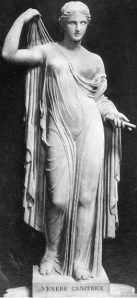 Venus, Goddess of Love survived the continued onslaught of jealous Christianity.